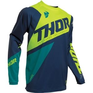 NWT Thor Sector Blade Jersey XS Dirtbike Motocross